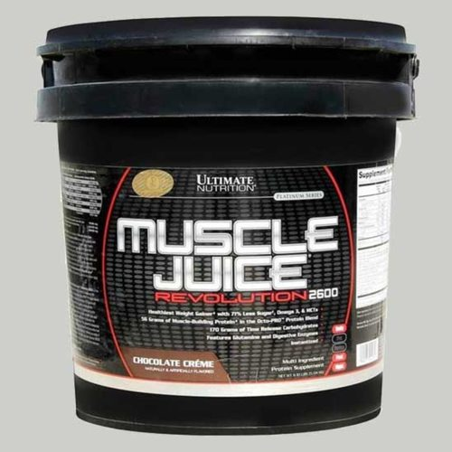 Ultimate Nutrition - Muscle Juice Chocolate 11 Lbs