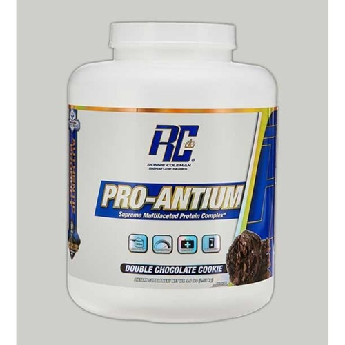 WellnessMart Ronnie Coleman Pro-Antium Chocolate 5.6 Lbs