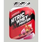 MastMart Bigmuscles Nutrition Nitric Whey Protein Strawberry Banana Twirl 4.4 lbs