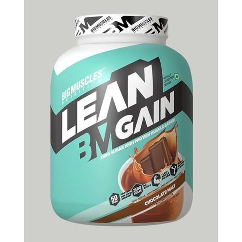 Bigmuscles Nutrition Lean Gain Malt Chocolate 6 lbs