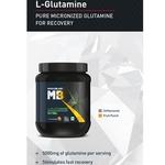 MastMart MuscleBlaze Micronized Glutamine, 0.25 Kg Fruit Punch