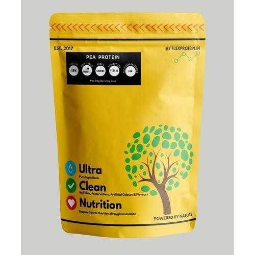 WellnessMart Flex Protein- Pea Protein Isolate Unflavoured 1 Kg