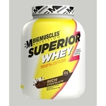 MastMart Bigmuscles Nutrition Superior Whey Protein Rich Chocolate 4.4 lbs