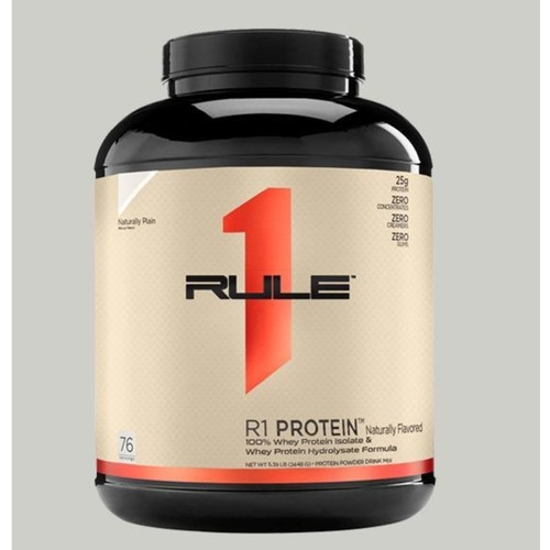 WellnessMart R1 Whey Protein Naturally Plain 4.78 lbs