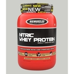 MastMart Bigmuscles Nutrition Nitric Whey Protein Rich Chocolate 900gm