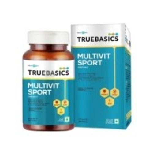 MastMart TrueBasics Multivit Sport, Unflavoured 90 tablets