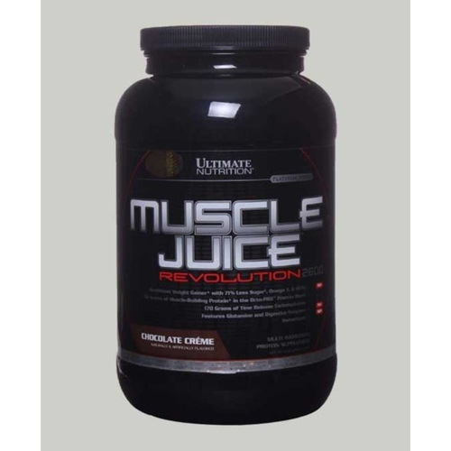Ultimate Nutrition - Muscle Juice Chocolate 4.69 Lbs