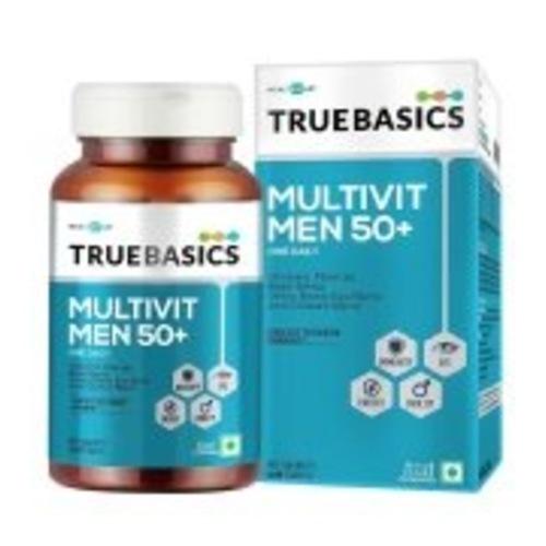 MastMart TrueBasics Multivit Men, 90 capsules Unflavoured