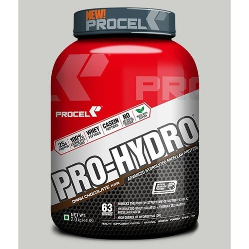 WellnessMart PROCEL Pro-Standard 100 Whey Trial Pack 200g Swiss Milk Chocolate