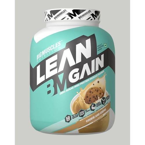 Bigmuscles Nutrition Lean Gain Cookie & Cream 6 lbs