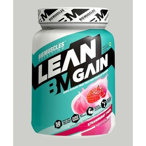 Bigmuscles Nutrition Lean Gain Strawberry 2.2 lbs