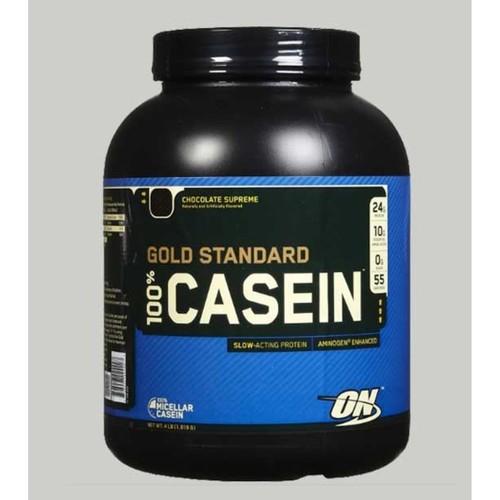 WellnessMart ON 100 Gold Standard Casein Chocolate 4 lbs