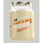 MastMart Bigmuscles Nutrition Raw & Real Isolate Whey Protein Unflavoured 2lbs
