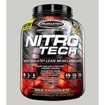 WellnessMart Muscletech Nitrotech Performance Series Milk Chocolate 4 Lbs