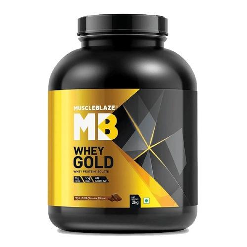 MuscleBlaze Whey Gold 1 Kg