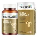 MastMart TrueBasics Ultra Omega-3, 30 capsules