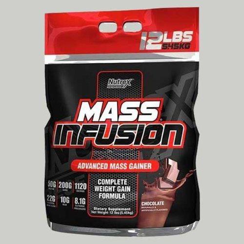 Nutrex -  Mass Infunsion 12 Lbs Chocolate