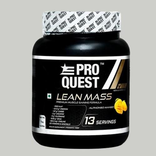 Proquest Lean Mass Alphonso Mango - 1Kg