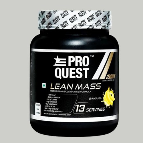 Proquest Lean Mass Banana - 1Kg