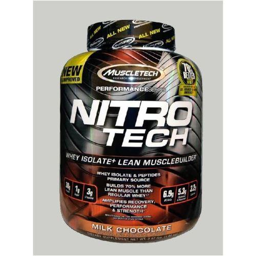 WellnessMart Muscletech Nitrotech Performance Series - Cookies 4 Lbs