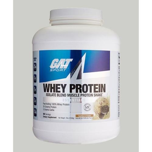 WellnessMart GAT- Whey Protein Isolate Chocolate 5 Lbs