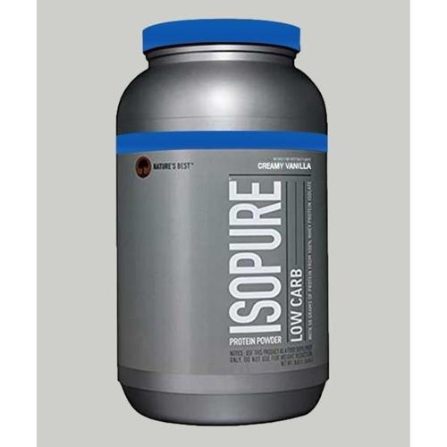 WellnessMart Isopure - Whey Protein Isolate Creamy Vanilla 3 Lbs