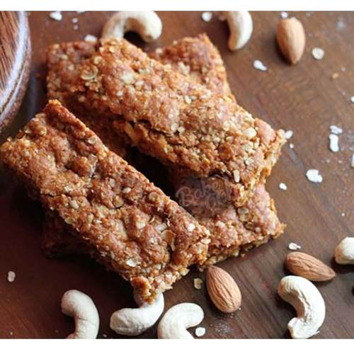 NUTTY POWER BARS (PACK OF 6)