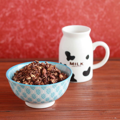 DANGEROUSLY CHOCOLATEY GRANOLA 350 G