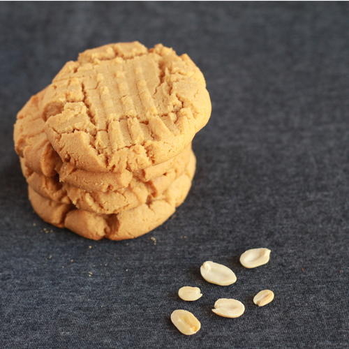 PEANUT BUTTER COOKIES (PACK OF 6)