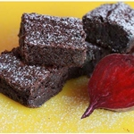 RAGI BEETROOT CHOCOLATE BROWNIES PACK OF 6