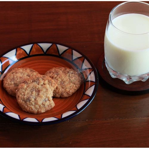 OATS CHOCOLATE CHUNK COOKIES Pack of 12
