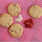 CRANBERRY WHITE CHOCOLATE COOKIES (PACK OF 12)