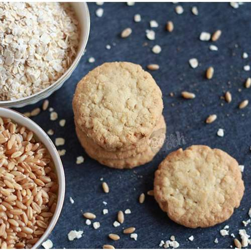 OATS COOKIES Pack of 12