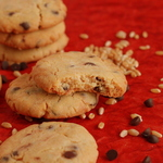 WHOLE WHEAT CHOCOLATE CHIP COOKIES PACK OF 12