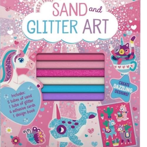 Sand & Glitter Art DIY Kit