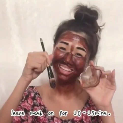Chocolate Goodness Face  Body Mask