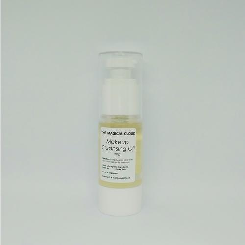 Organic Safflower Make up Cleansing Oil