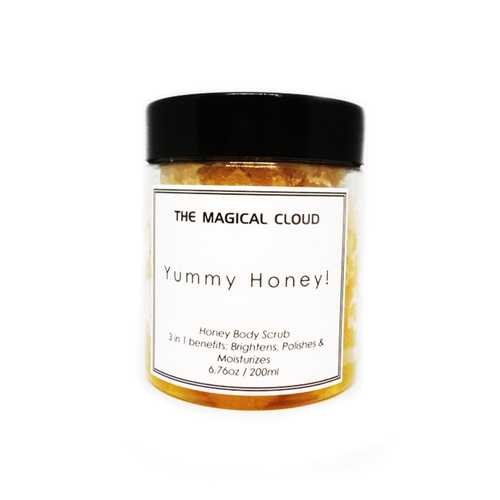 Yummy Honey Body Scrub