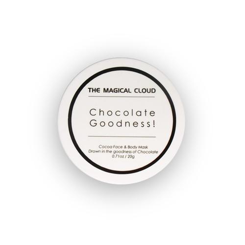 Chocolate Goodness! Face & Body Mask