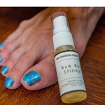BYE BYE Stinky Foot Spray
